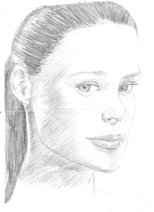 ebooks download online: Realistic Pencil Portrait Mastery Home Study Course